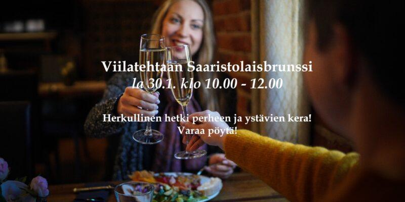 Viilatehtaan Saaristolaisbrunssi