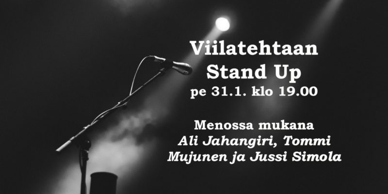Viilatehdas' Stand Up